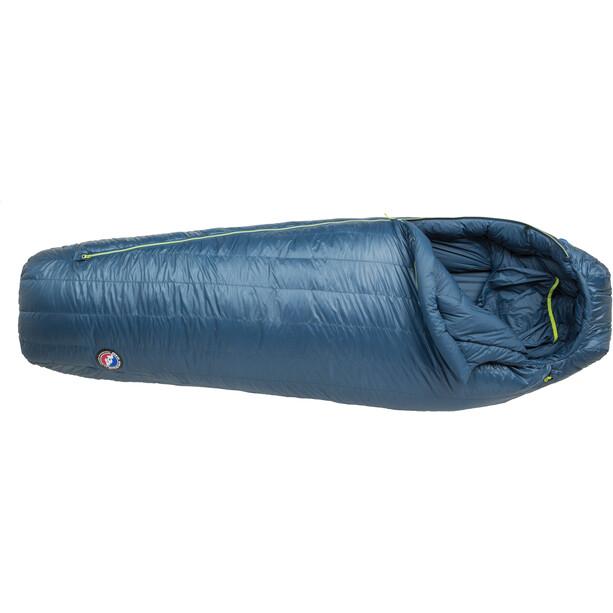 Big Agnes Blackburn UL 0 Schlafsack Long blue