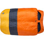 Big Agnes Dream Island 15 Sac de couchage Double Largeur, orange/navy/yellow