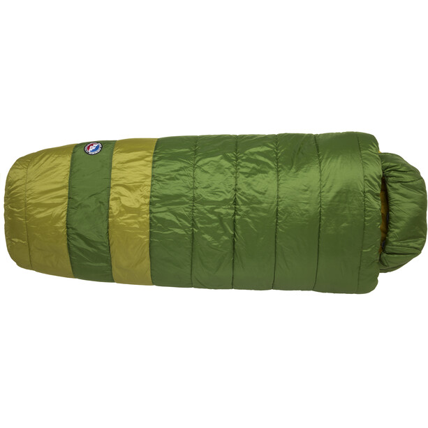 Big Agnes Echo Park 20 Schlafsack Wide Long green/olive