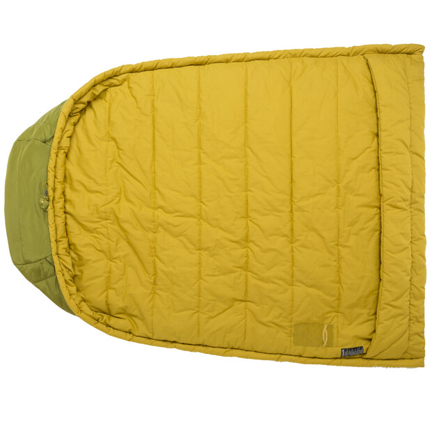 Big Agnes Echo Park 40 Schlafsack Wide Long green/olive