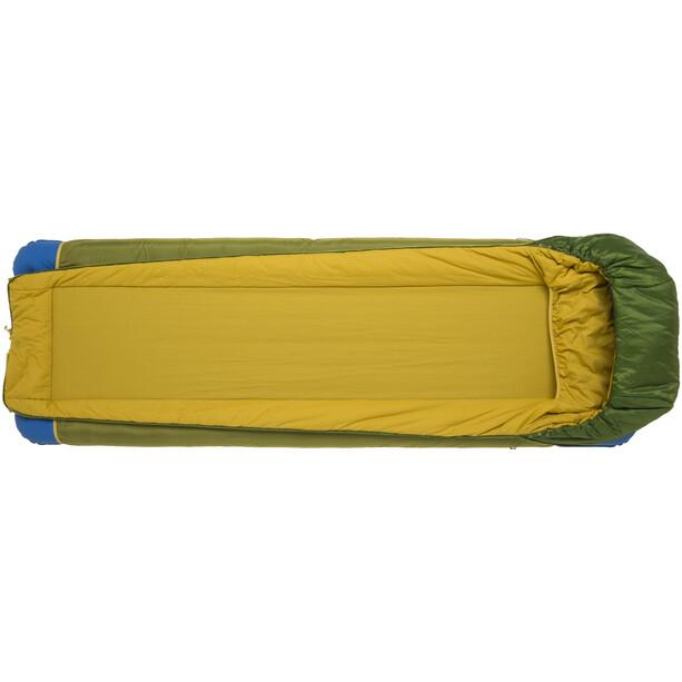 Big Agnes Echo Park 40 Schlafsack Wide Long grün