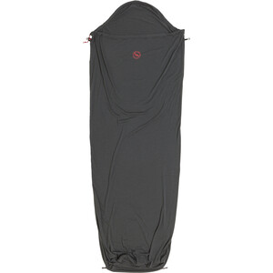 Big Agnes Innenschlafsack Wolle gray gray