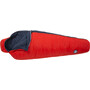 Big Agnes Buell 30 Schlafsack Long red/navy