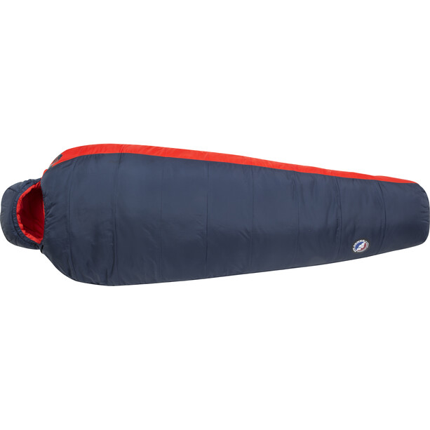 Big Agnes Husted 20 Schlafsack Long navy/red