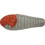 Big Agnes Pluton UL 40 Schlafsack Regular gray/pumpkin