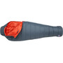 Big Agnes Torchlight 30 Schlafsack Long slate/orange