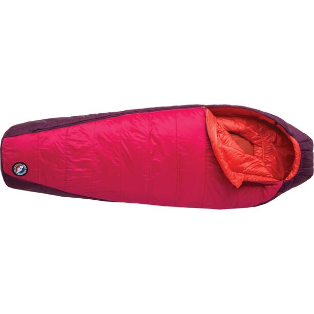 Big Agnes Sunbeam 30 Schlafsack Regular Damen red/paprika
