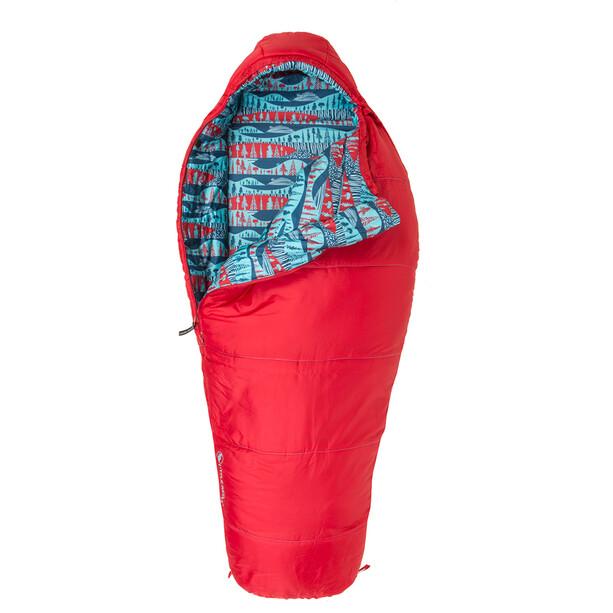 Big Agnes Little Red 15 Schlafsack Jugend red