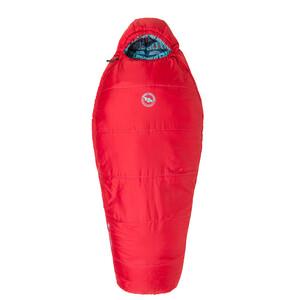 Big Agnes Little Red 15 Sac de couchage Adolescents, rouge rouge