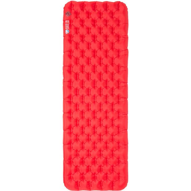 Big Agnes Insulated AXL Air Schlafmatte Weit Lang 64x198cm red