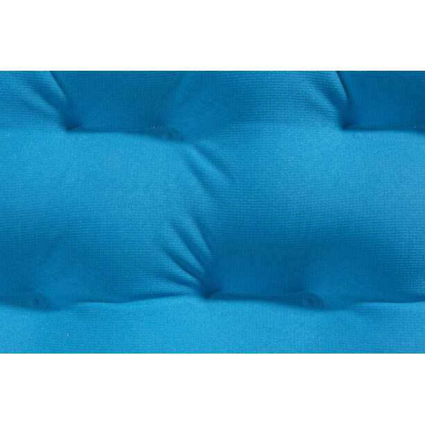Big Agnes Insulated Q-Core Deluxe Schlafmatte Wide Long 64x198cm turquoise
