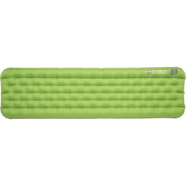 Big Agnes Insulated Q Core SLX Schlafmatte Regular 51x183cm green