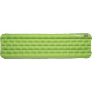 Big Agnes Insulated Q Core SLX Schlafmatte Wide Regular 64x183cm green green