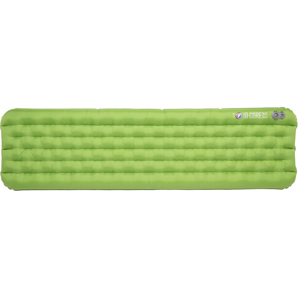 Big Agnes Insulated Q Core SLX Matelas large regular 64x183cm, green