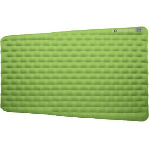 Big Agnes Insulated SLX Zeltbodenmatte Konisch 127-102x198cm green green