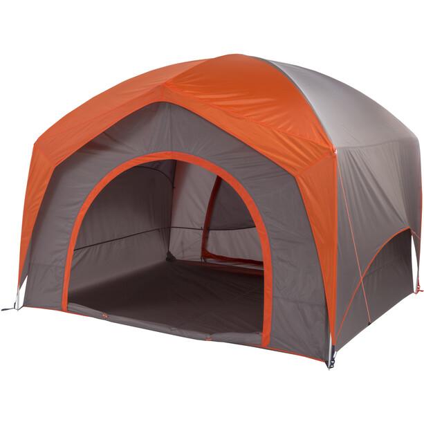 Big Agnes Big House 6 Zelt grau/orange