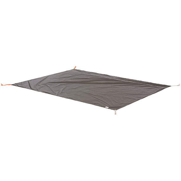 Big Agnes Copper Spur 3 Platinum Zeltunterlage gray