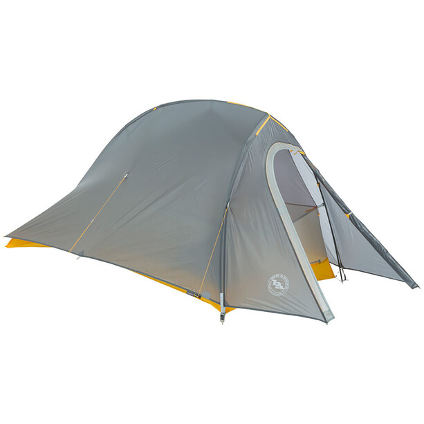 Big Agnes Fly Creek HV UL1 Bikepack Tent, harmaa