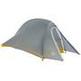 Big Agnes Fly Creek HV UL1 Bikepack Zelt gray/gold