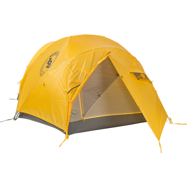 Big Agnes Battle Mountain 3 Zelt gold