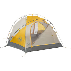 Big Agnes Battle Mountain 3 Zelt gold gold
