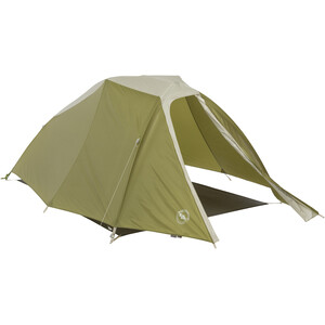 Big Agnes Seedhouse SL3 Zelt olive/gray olive/gray