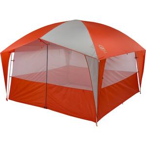 Big Agnes Sugarloaf Camp Refugio, naranja naranja