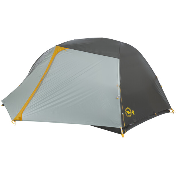 Big Agnes Tiger Wall UL2 mtnGLO Zelt silver/gray