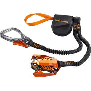 Skylotec Rider 3.0-R Via Ferrata Set black/orange black/orange