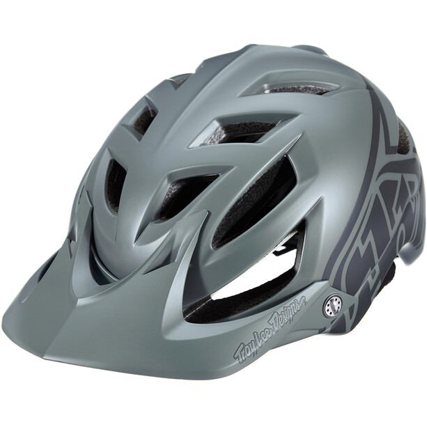 Troy Lee Designs A1 Drone Helmet grey/dark grey