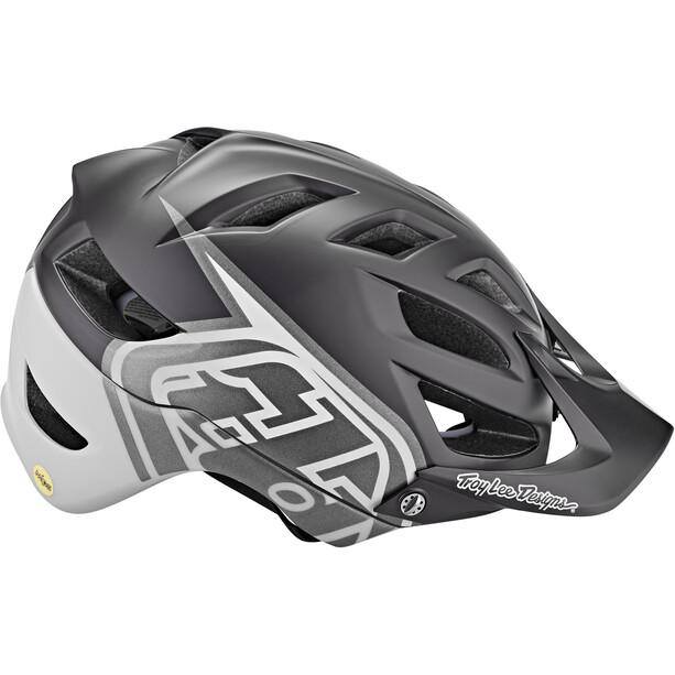 Troy Lee Designs A1 MIPS Classic Helm black/white