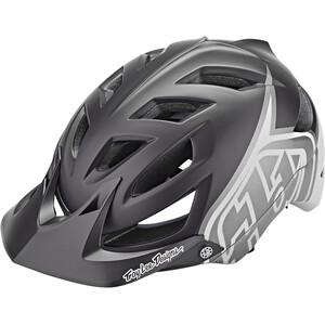 Troy Lee Designs A1 MIPS Helm schwarz/weiß schwarz/weiß