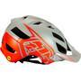 Troy Lee Designs A1 MIPS Classic Helm orange/grey
