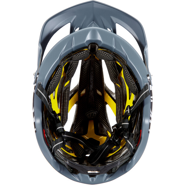 Troy Lee Designs A2 MIPS Decoy Helm camo blue