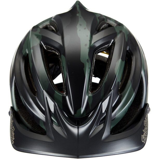 Troy Lee Designs A2 MIPS Decoy Helm camo green