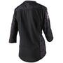 Troy Lee Designs Mischief 3/4 Trikot Damen floral black