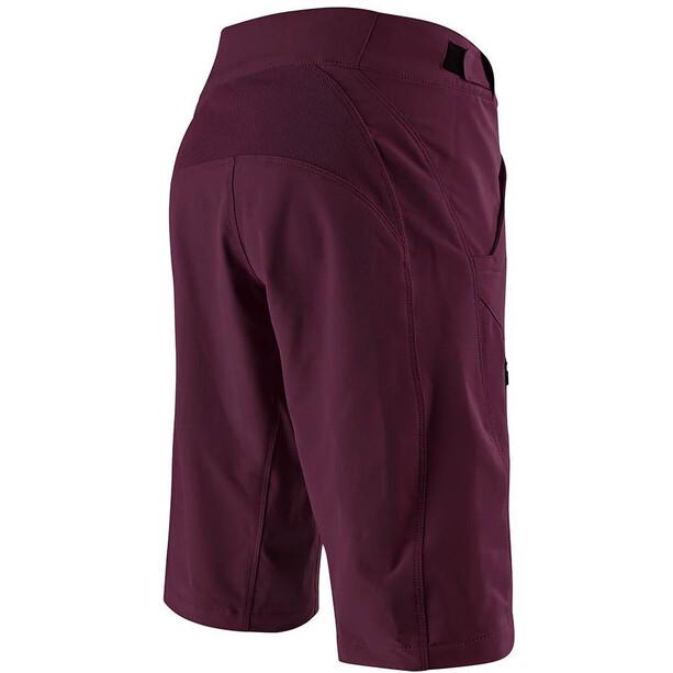 Troy Lee Designs Mischief Shell Shorts Damen deep fig