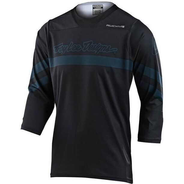 Troy Lee Designs Ruckus Factory Camo 3/4 Trikot black/grey