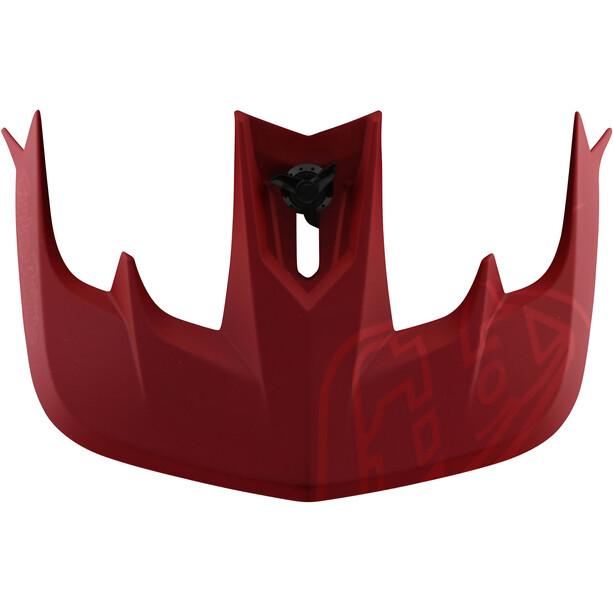 Troy Lee Designs Stage MIPS Helm stealth red