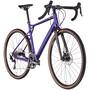 gloss purple/black/gunmetal