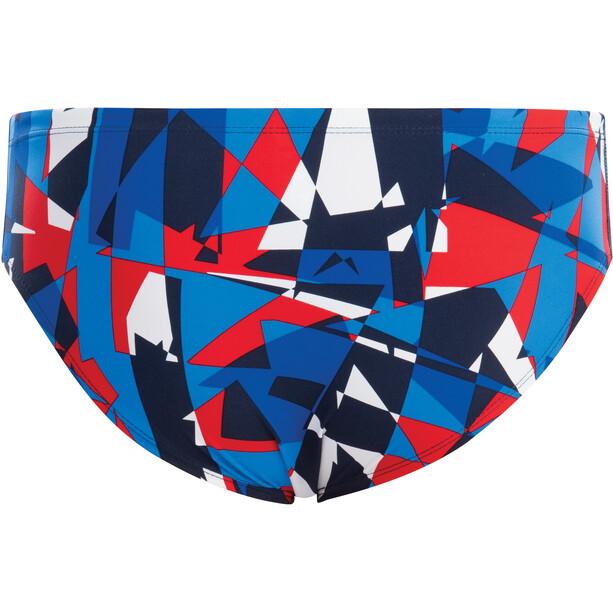 Dolfin Dynamite All over Racer Herren dynamite red/white/blue