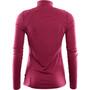 Aclima LightWool Zip Shirt Damen cerise