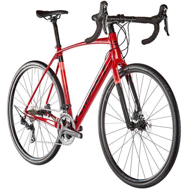 Ridley Bikes Kanzo A Ultegra Mix HD 2. Wahl red metallic/black