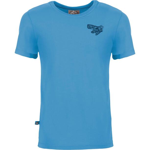 E9 B One1C T-Shirt Kids cobalt blue