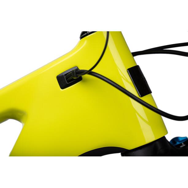 Santa Cruz Heckler CC RSV X01 Eagle yellowjacket