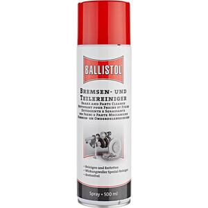 Ballistol Reiniger voor remmen en metalen onderdelen 500ml