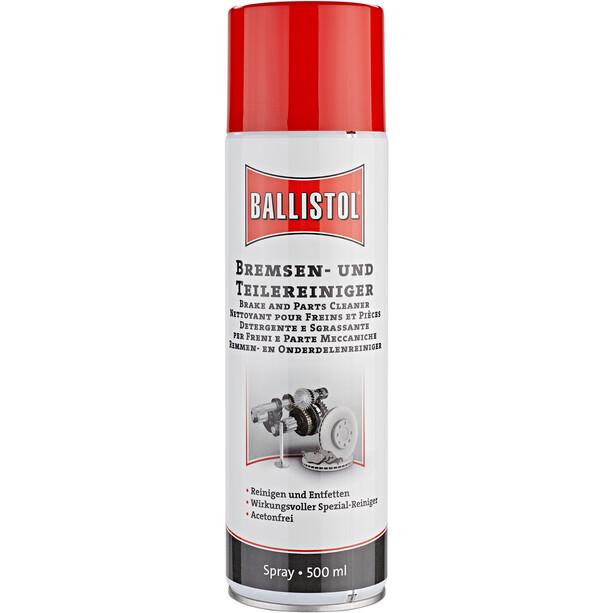 Ballistol Nettoyant pour freins et pièces métalliques 500ml