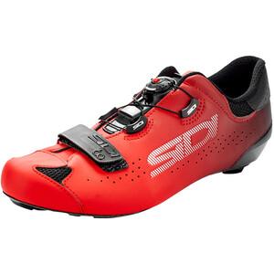 Sidi Sixty Shoes ブラック/レッド