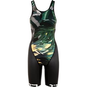 Bioracer Bathing Traje Triatlón Mujer, negro/Multicolor negro/Multicolor