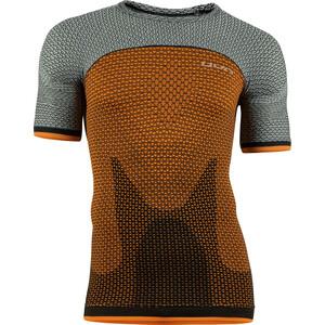 UYN Running Alpha OW Kurzarmshirt Herren orange/grau orange/grau